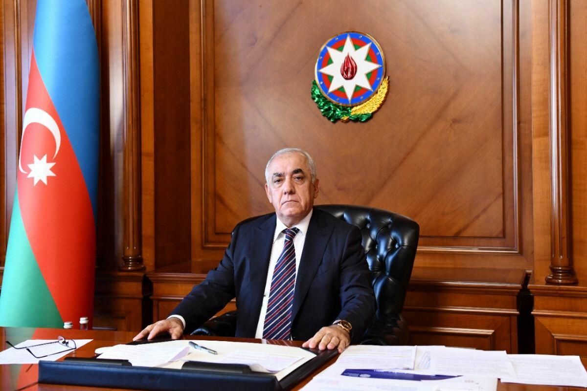 На заседании Экономического совета Азербайджана обсужден проект госбюджета на 2022 год