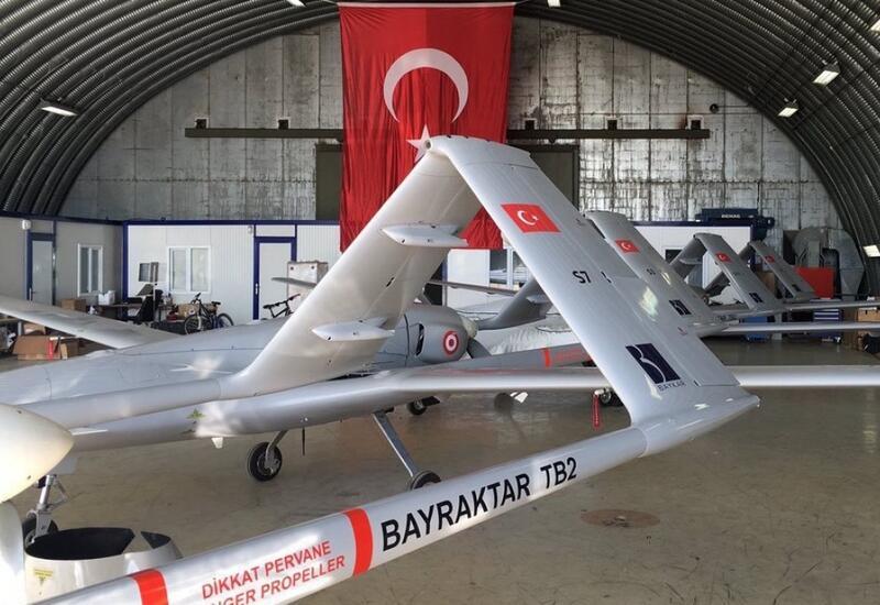 Марокко получило первые беспилотники Bayraktar TB2