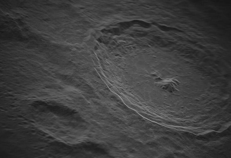 Ученые получили самые детальные снимки Луны