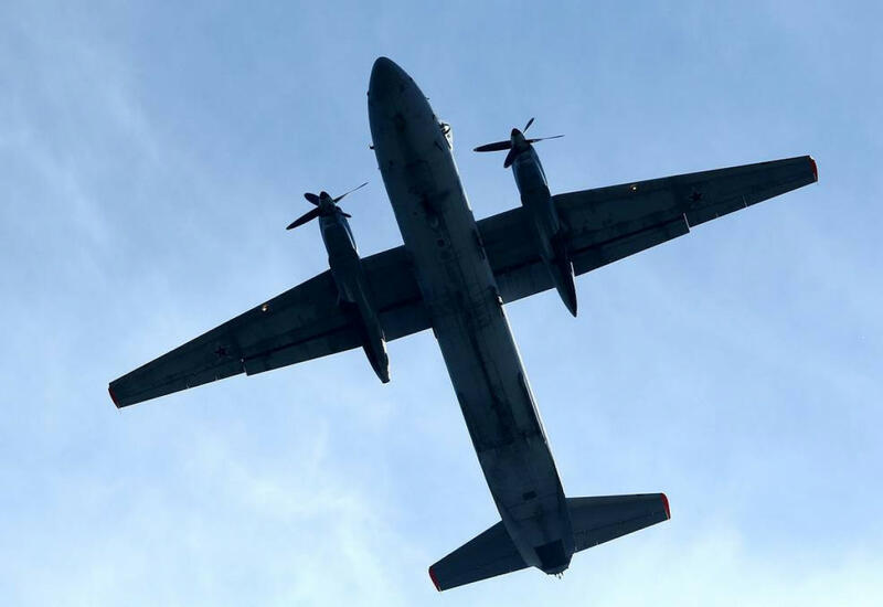 В России пропал с радаров самолет