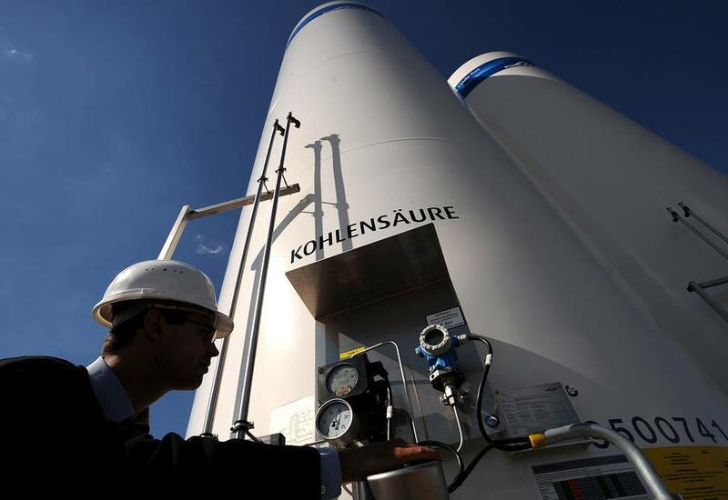 Европейской промышленности грозит дефицит углекислого газа