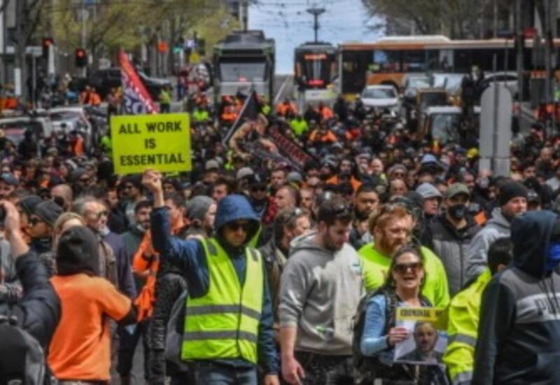 Протесты против COVID-сертификатов прошли в Швейцарии