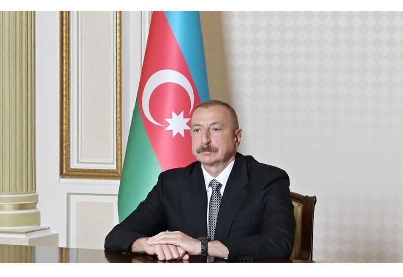 Президент Ильхам Алиев выступит на 76-й сессии Генассамблеи ООН в формате видеообращения
