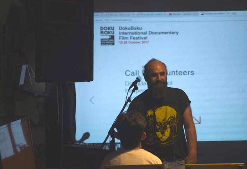 Режиссёр Имам Гасанов о программе фестиваля документального кино в Баку