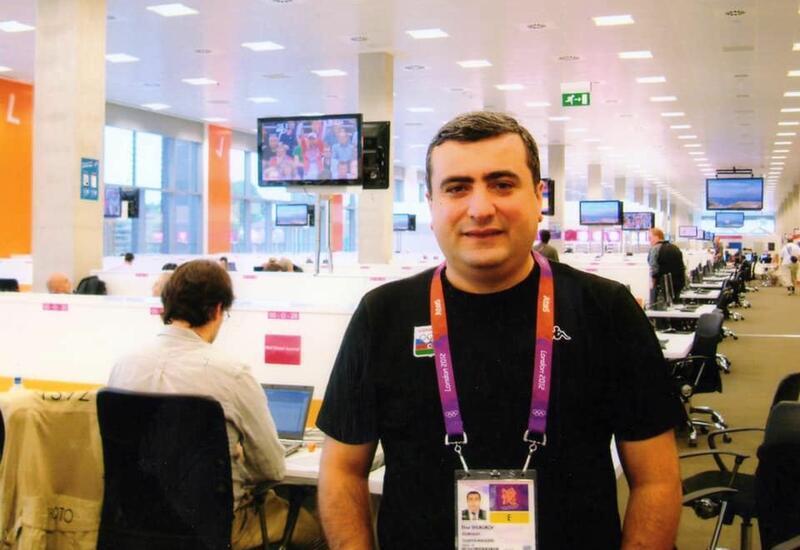 Журналист Эльнур Ашрафоглу умер от коронавируса