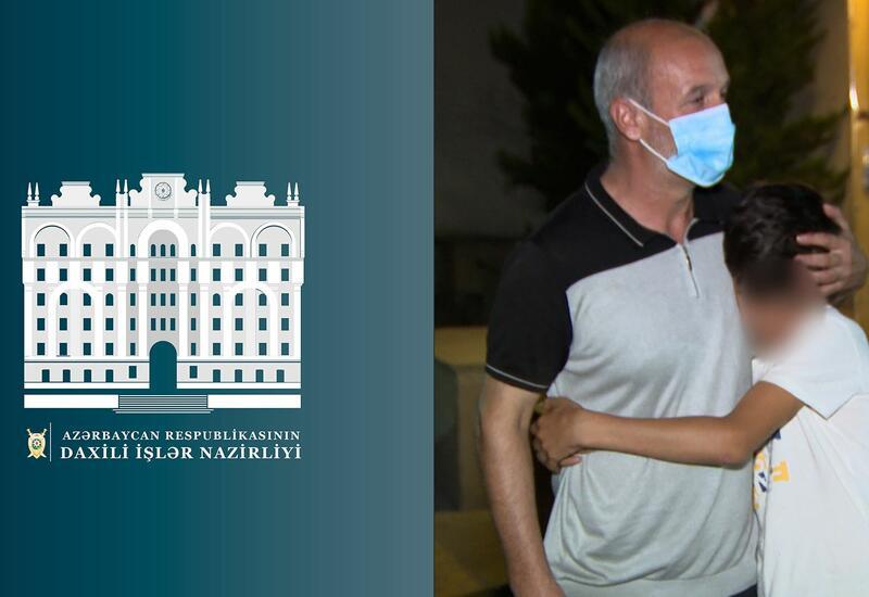 В Баку найден пропавший 20 дней назад подросток