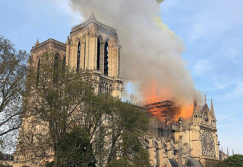 На восстановление cобора Парижской Богоматери собрали более €842 млн