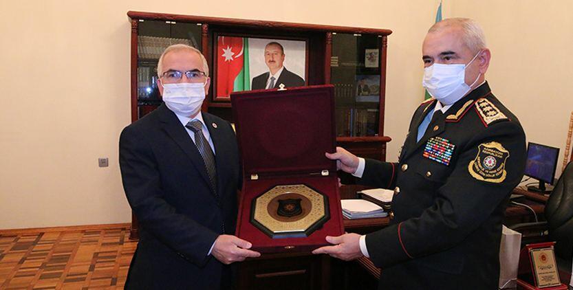 Азербайджан и Турция еще более расширят обмен опытом в сфере мобилизации