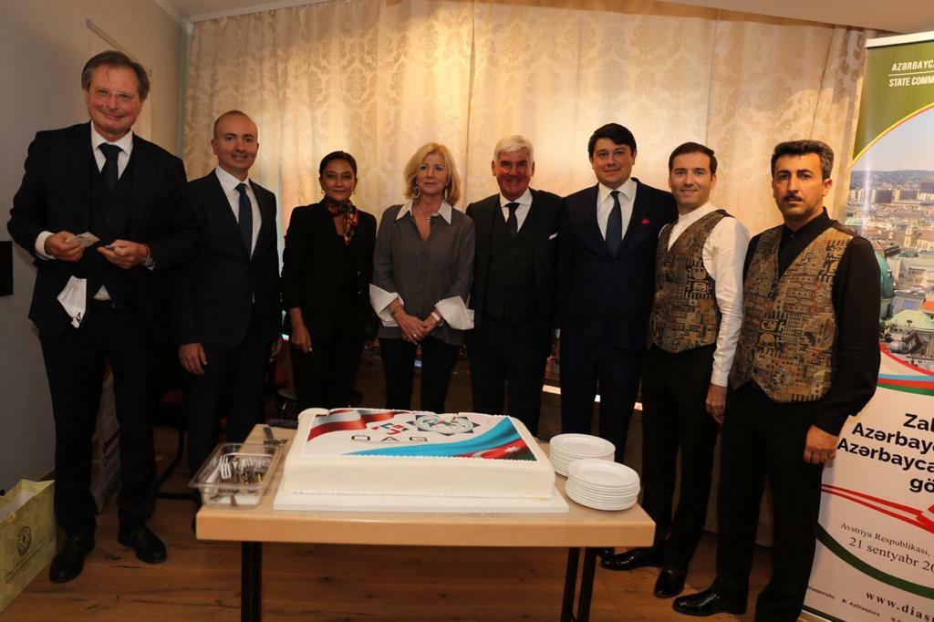 В Зальцбурге состоялась церемония официального открытия Дома Азербайджана
