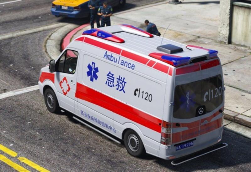 В Китае столкнулись два судна, есть погибший