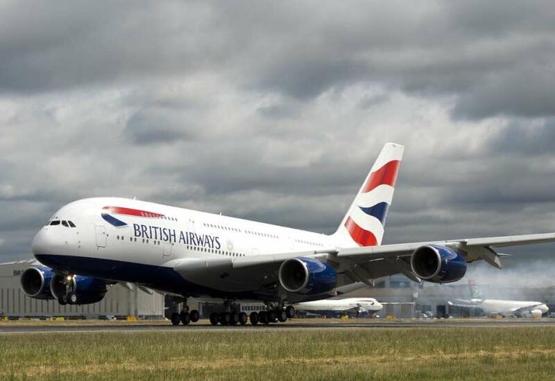 Борт British Airways после вынужденной посадки в Ташкенте вылетел в Лондон без пассажиров