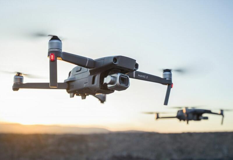 Американские спецслужбы закупили признанные угрозой нацбезопасности США дроны