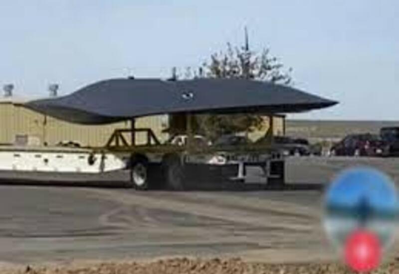 В США замечена модель неизвестного летательного аппарата