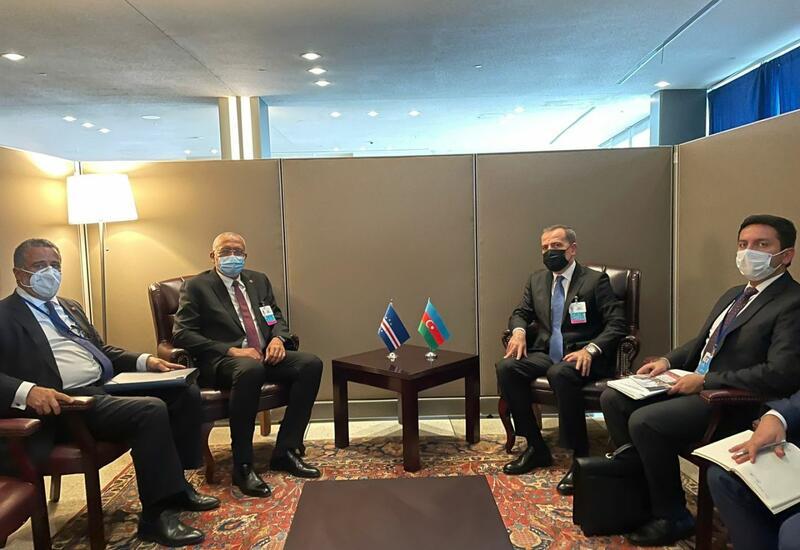 Джейхун Байрамов встретился с коллегами из стран Движения неприсоединения