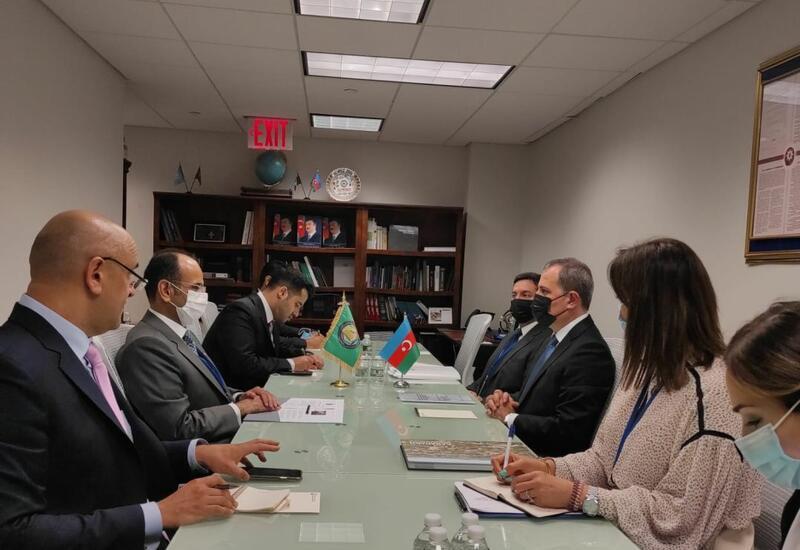 Азербайджан и Совет сотрудничества арабских государств Персидского залива обсудили разработку Совместного плана действий