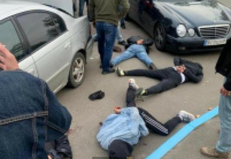 В Украине задержали армянских вымогателей