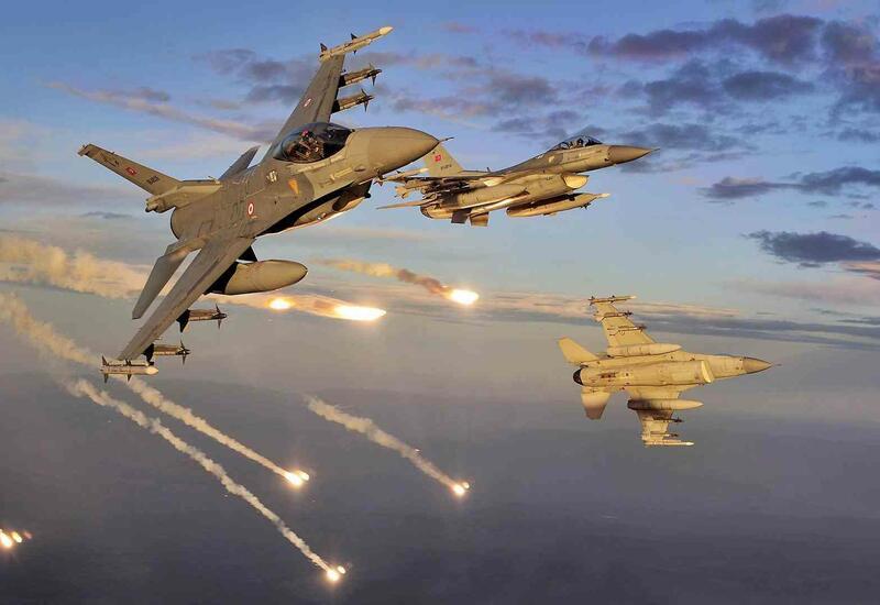 ВВС Турции нанесли удар по силам РПК в Ираке