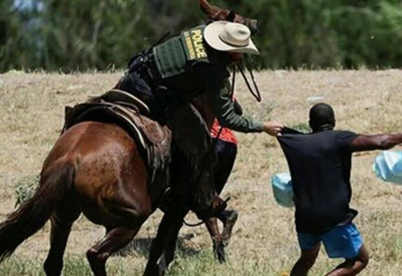 Пограничникам в США запретили жестокую погоню за мигрантами