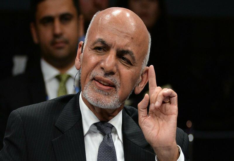 «Талибан» потребовал возврата вывезенных президентом Гани средств