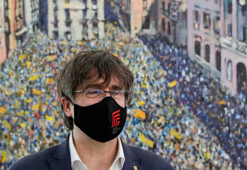 В Италии задержан лидер сепаратистов Каталонии Карлес Пучдемон