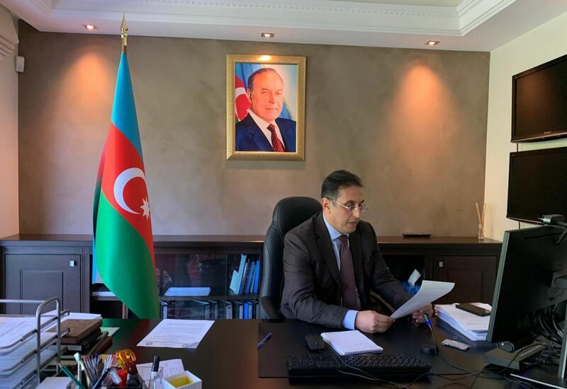 В Совете ООН по инициативе Азербайджана озвучено совместное заявление о влиянии мин на права человека