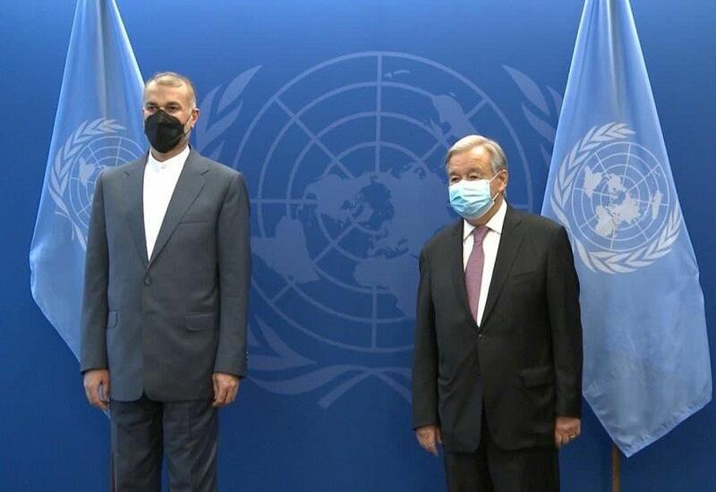 Глава МИД Ирана и генсек ООН обсудили ядерную сделку
