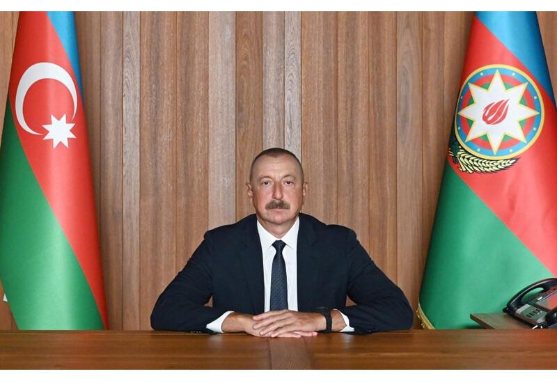 Prezident İlham Əliyev qalib ölkənin lideri kimi dünyaya bir sıra mühüm mesajlar verdi