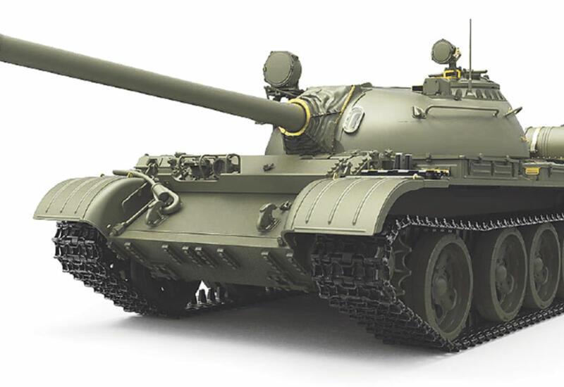 В Ираке заметили редкую модификацию советского танка