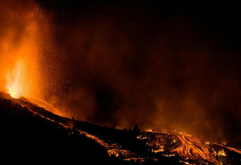 Во Франции ожидают кислотные дожди из-за испанского вулкана