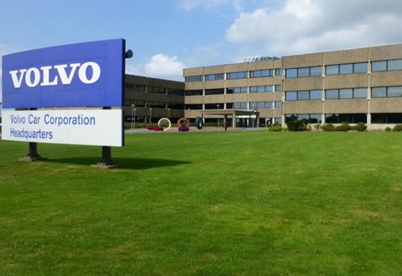 Volvo показала новый логотип