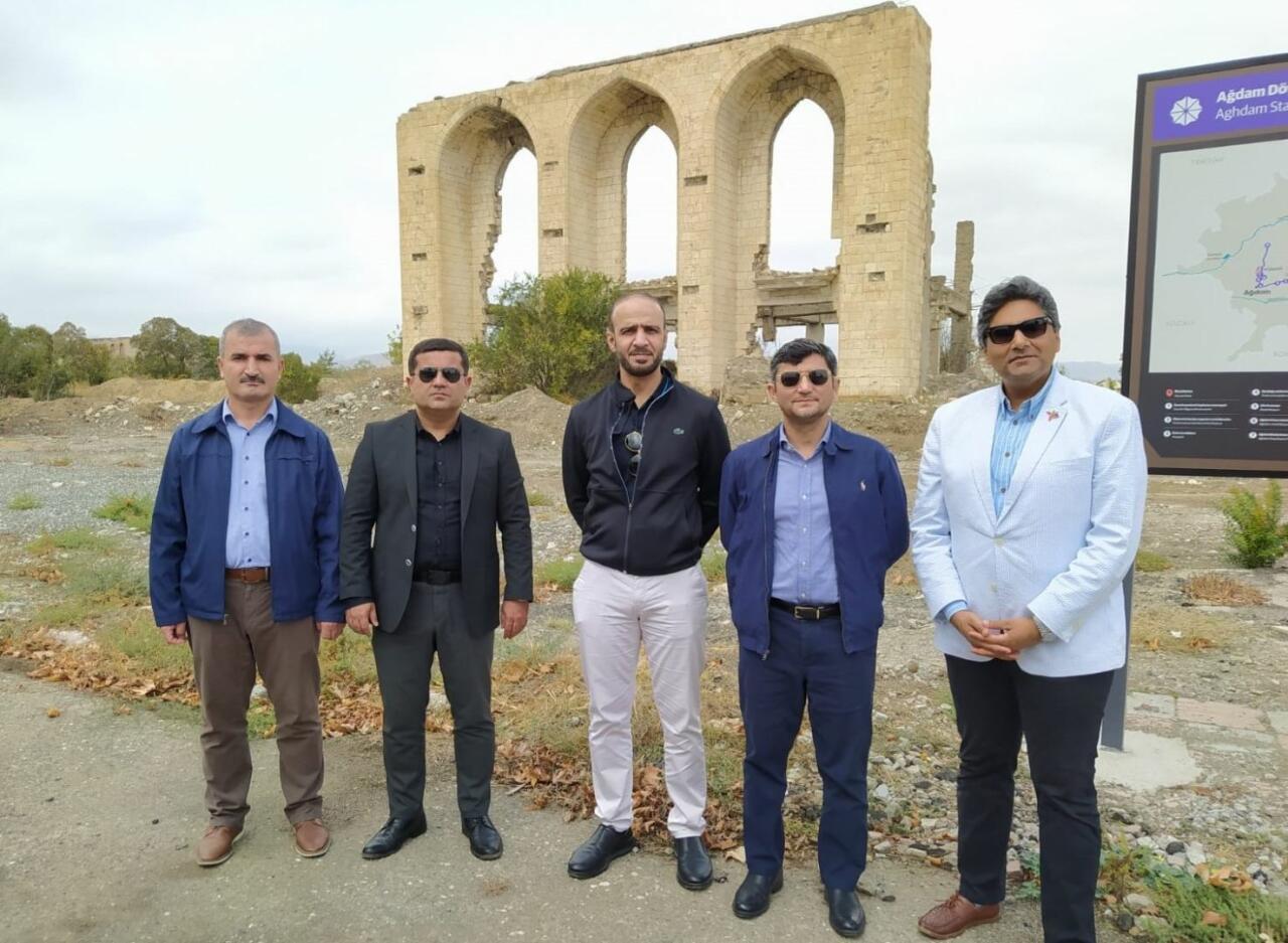 Эксперты ОИС осуществляют в Агдаме миссию по расследованию преступлений Армении, совершенных в период оккупации