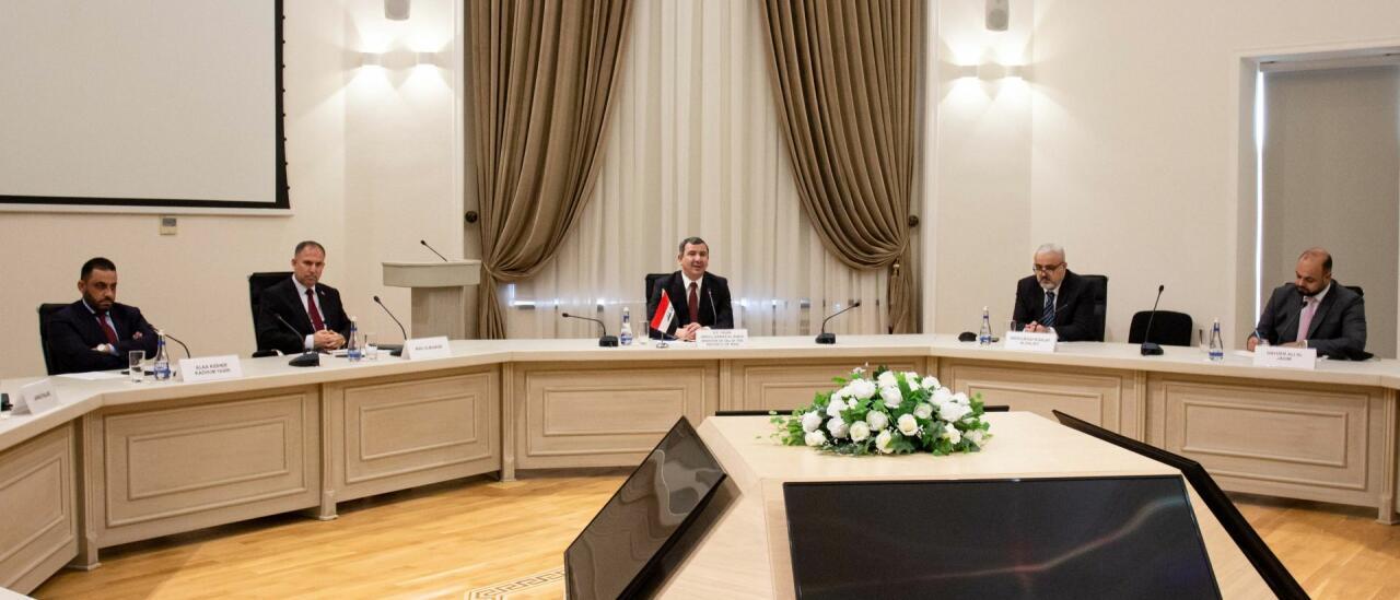 Ирак заинтересован в сотрудничестве с Азербайджаном в нефтегазовой и перерабатывающей сферах