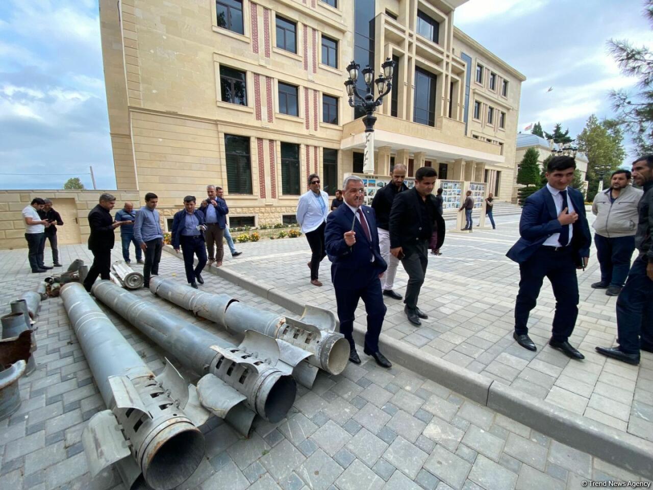 Международная оценочная миссия ОИС посетила Тертер