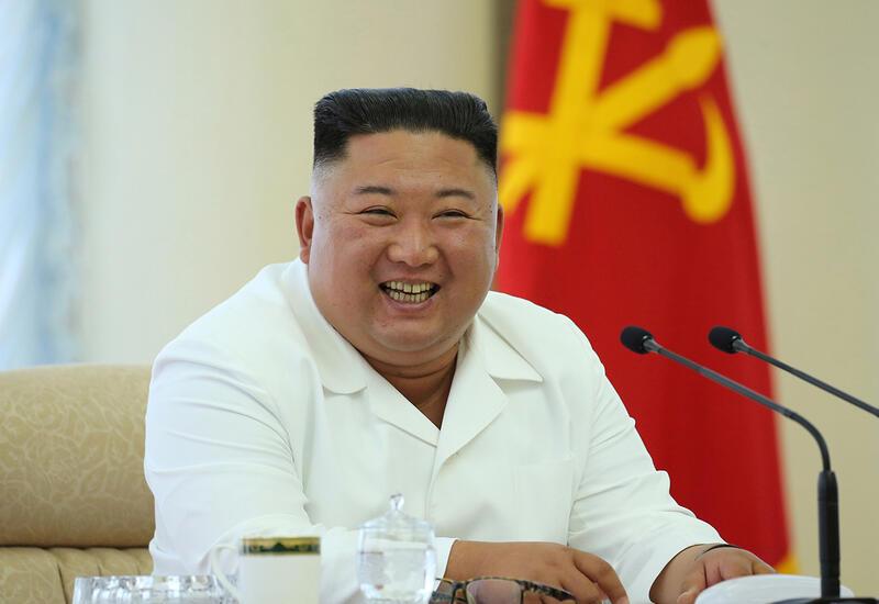 Ким Чен Ын поблагодарил Китай за совместное противостояние «враждебным силам»