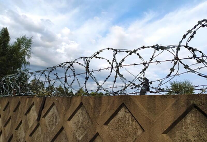Афганские беженцы напали на военнослужащую США