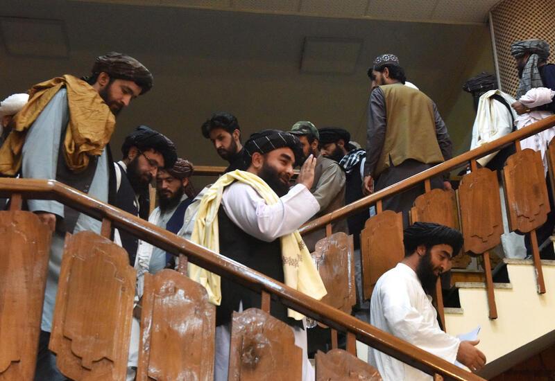 Талибы призвали дать им 20 месяцев перед тем, как судить об их правительстве