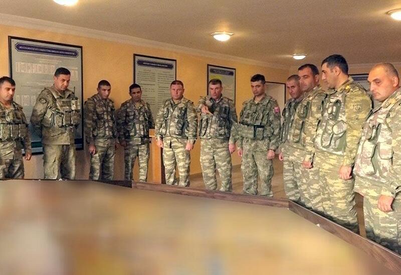"""""""Нерушимое братство-2021"""": азербайджанские и турецкие войска отработали совместное планирование операций"""