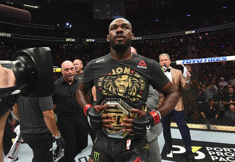 Арестован лучший боец UFC