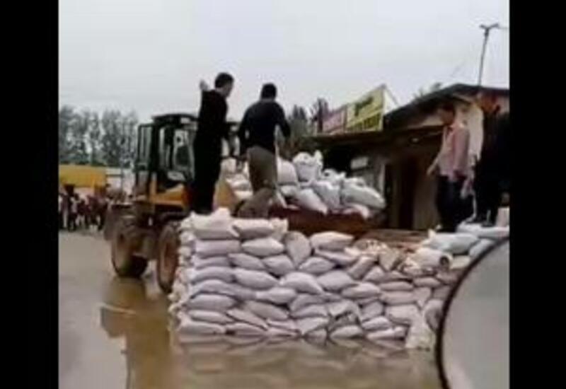 В Китае готовятся к новым наводнениям