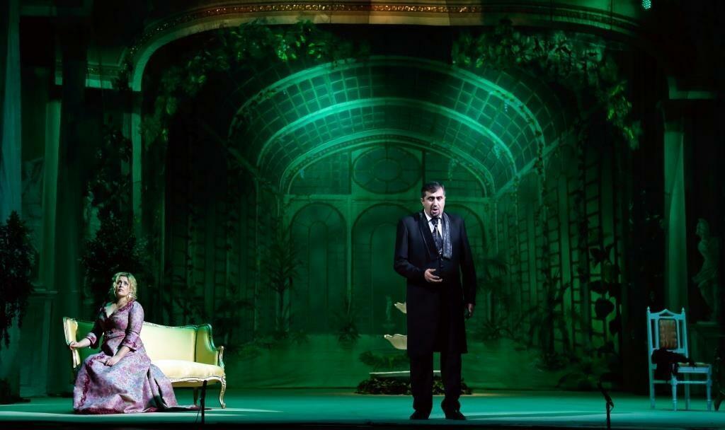 Легендарная «Травиата» на сцене театра оперы и балета