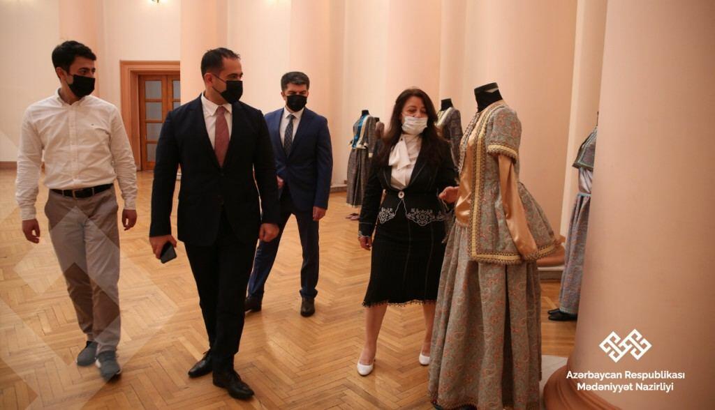 Подготовлены стандарты азербайджанской национальной одежды