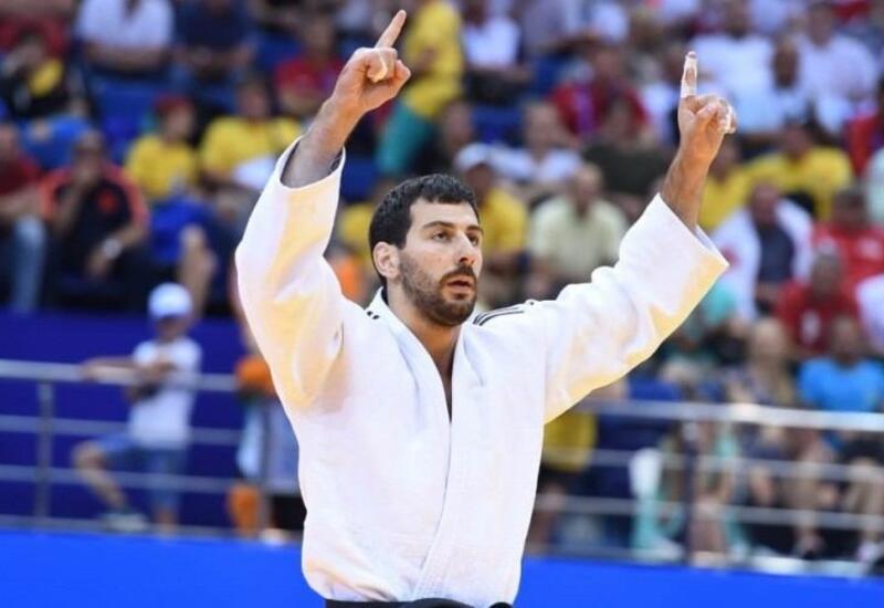 Сборная Азербайджана по дзюдо завоевала вторую золотую медаль на Гран-при в Загребе