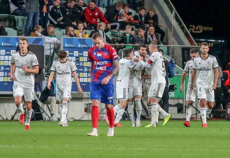 Махир Эмрели забил, но не спас Легию от поражения