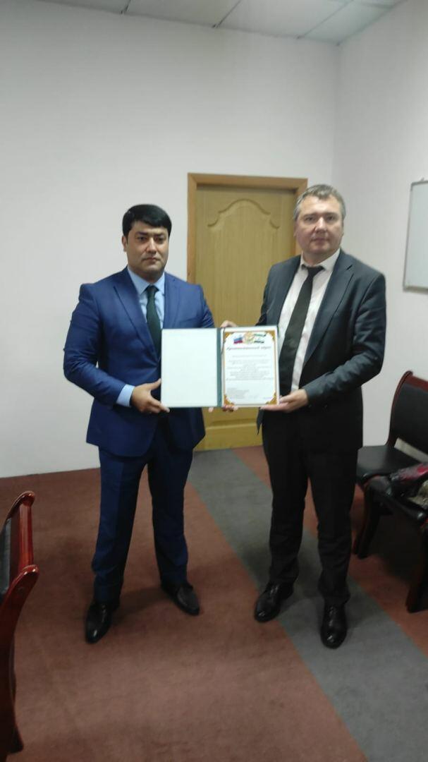 Сотрудники Госкомитета по работе с диаспорой совершили поездку в Ингушетию