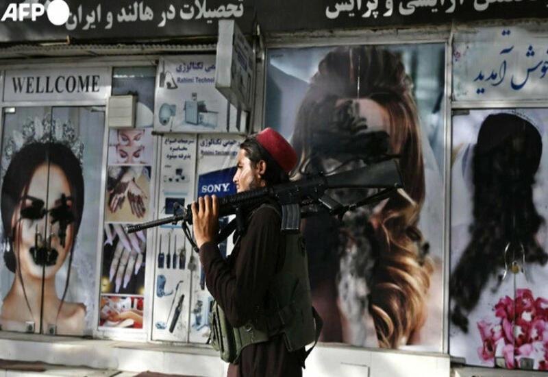 Талибы запретили мужчинам в Афганистане брить бороды и посещать барбершопы