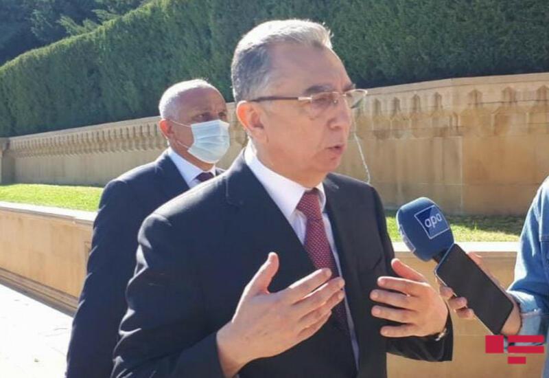 Памятник Гаджи Зейналабдину Тагиеву может быть открыт в ближайшие дни