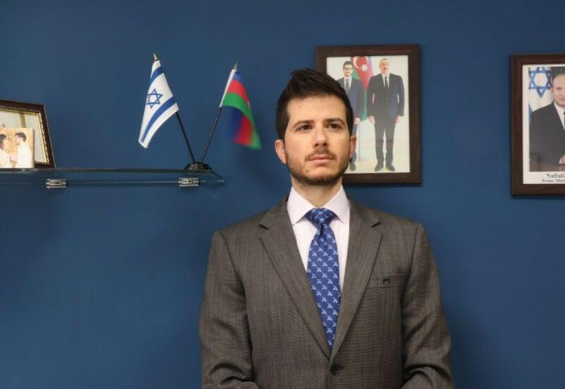 В посольстве Израиля минутой молчания почтили память погибших в Отечественной войне