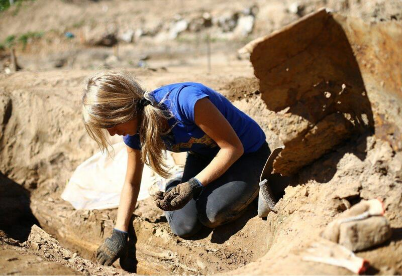 Найдены древнейшие следы пребывания человека в Америке