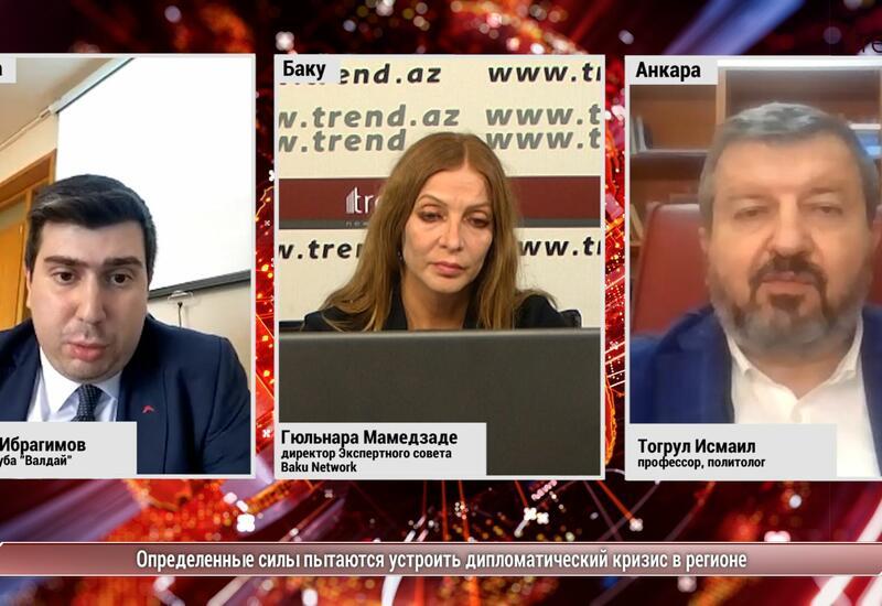 Российские и турецкие эксперты на платформе Baku Network проанализировали итоги Отечественной войны