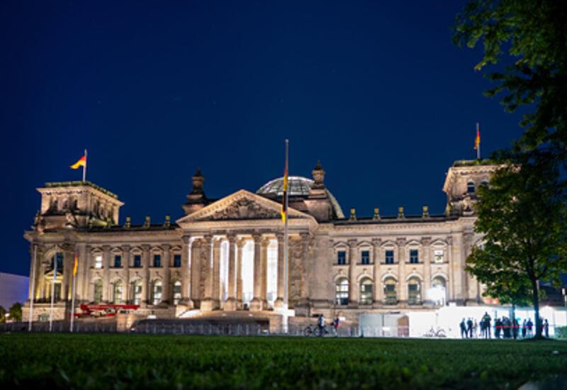 Появились первые официальные результаты выборов в Германии